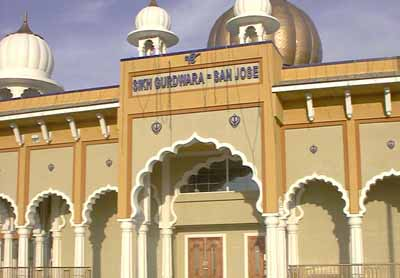 The Sikh Gurdwara of San Jose
