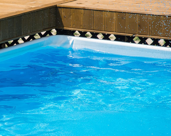 a scheduled pool removal in San Rafael