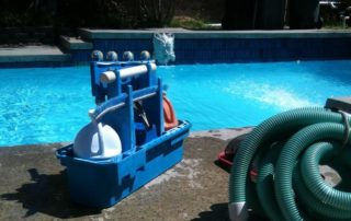 can you put too much chlorine in a pool?